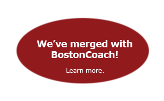 We merged with BostonCoach